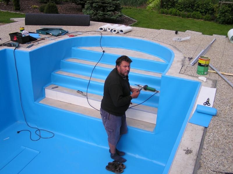 Impermeabilizacion de albercas for Impermeabilizacion piscinas